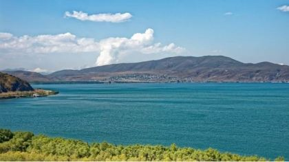 Lake Sevan, Armenië